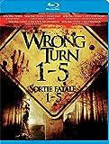 Wrong Turn 1-5 (Bilingual) [Blu-ray]