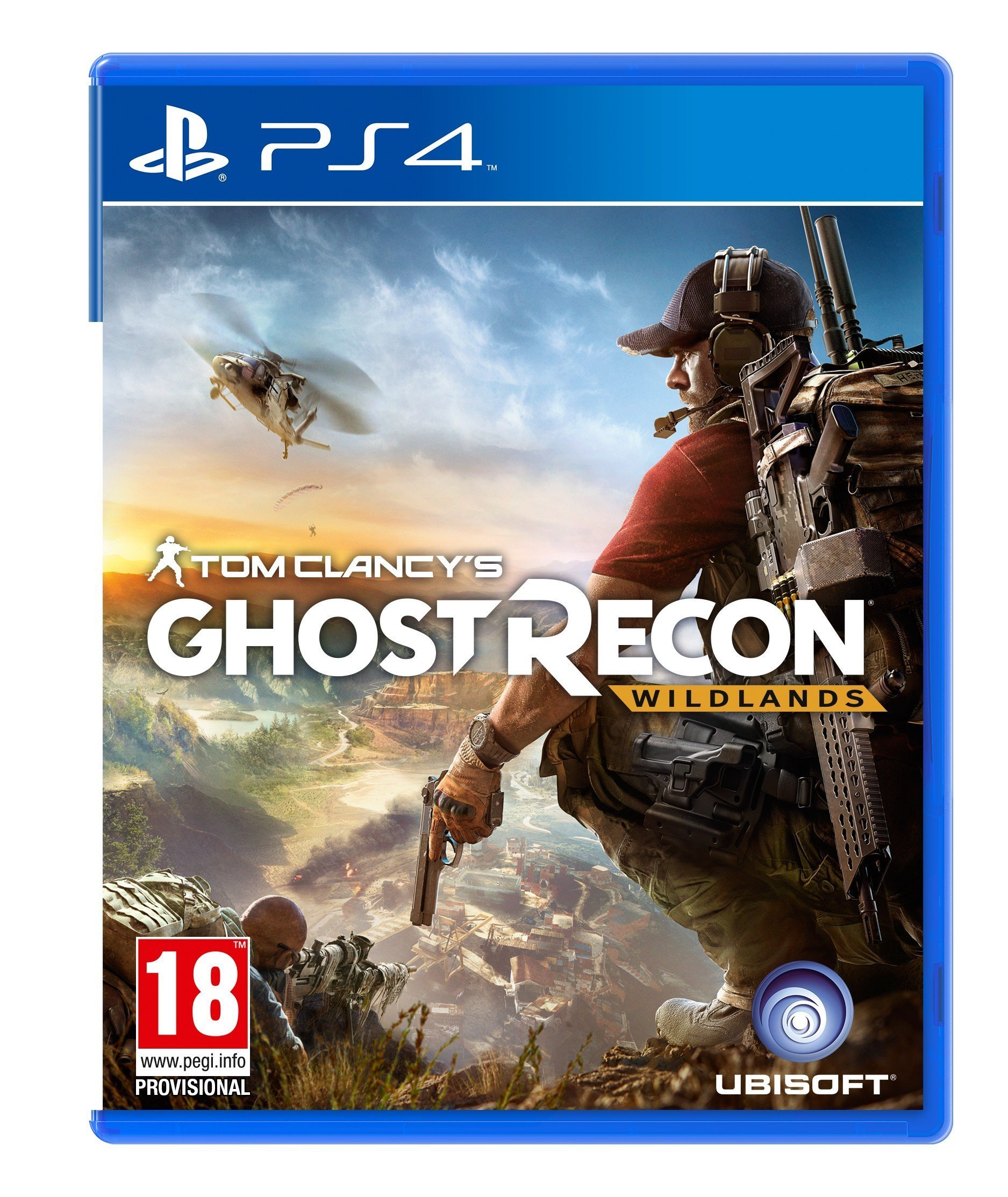 Tom Clancy's Ghost Recon: Wildlands (PS4) product image