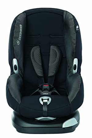maxi cosi priori xp forward facing group 1 car seat black