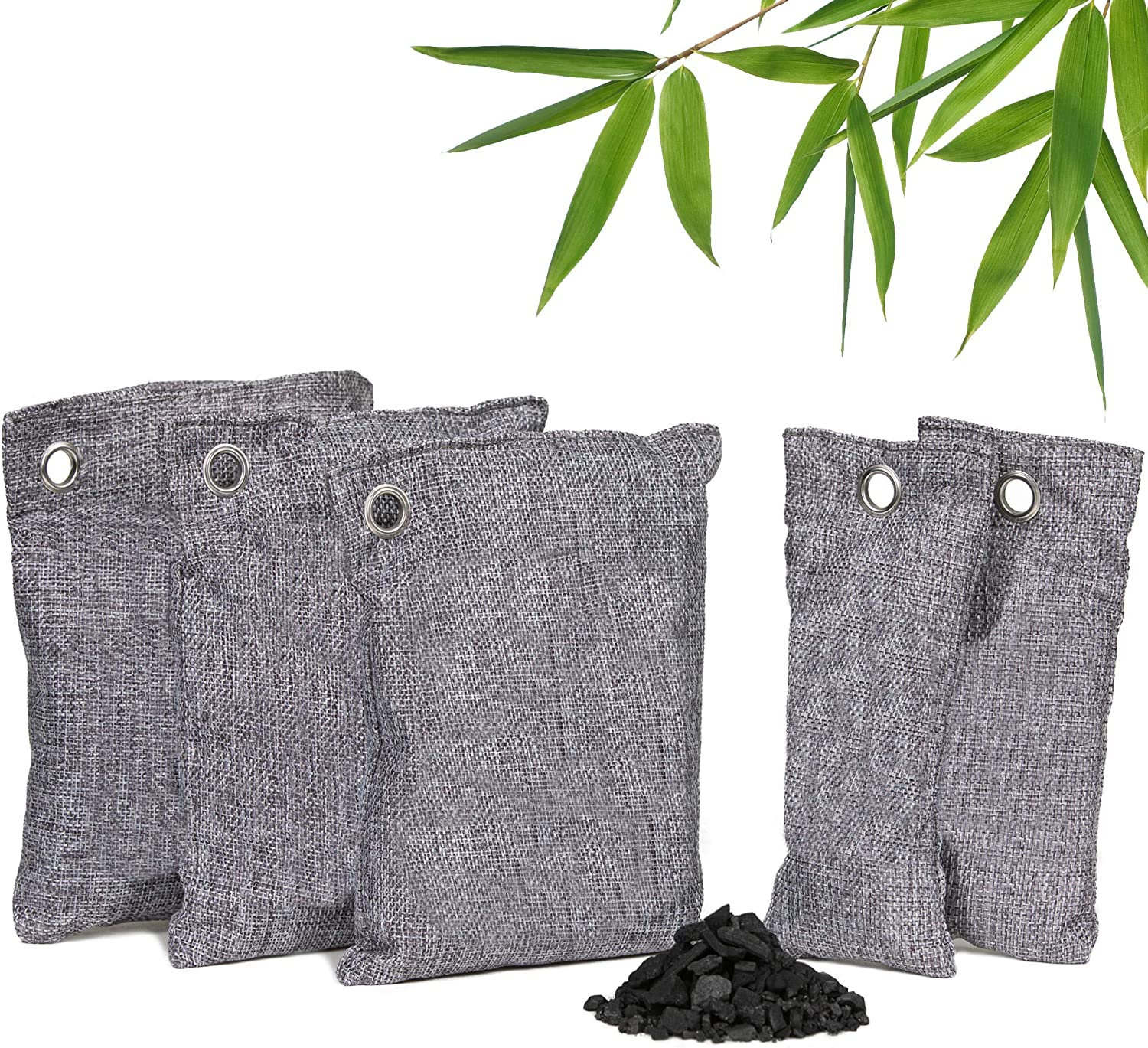 Activated Bamboo Charcoal Air Purifying Bags