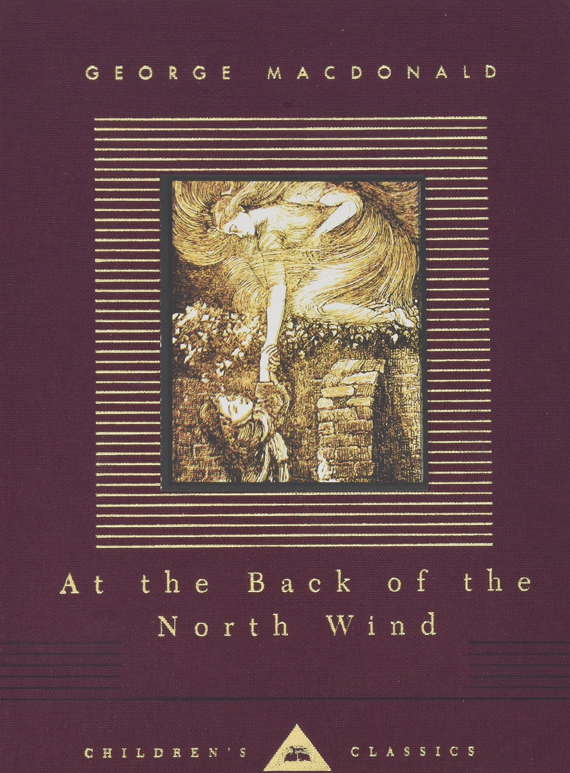 At The Back Of The North Wind (everyman's Library Children's Classics  Series)