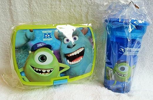 Almuerzo/caja de merienda y la botella de agua de los niños - juegos de bebidas de
