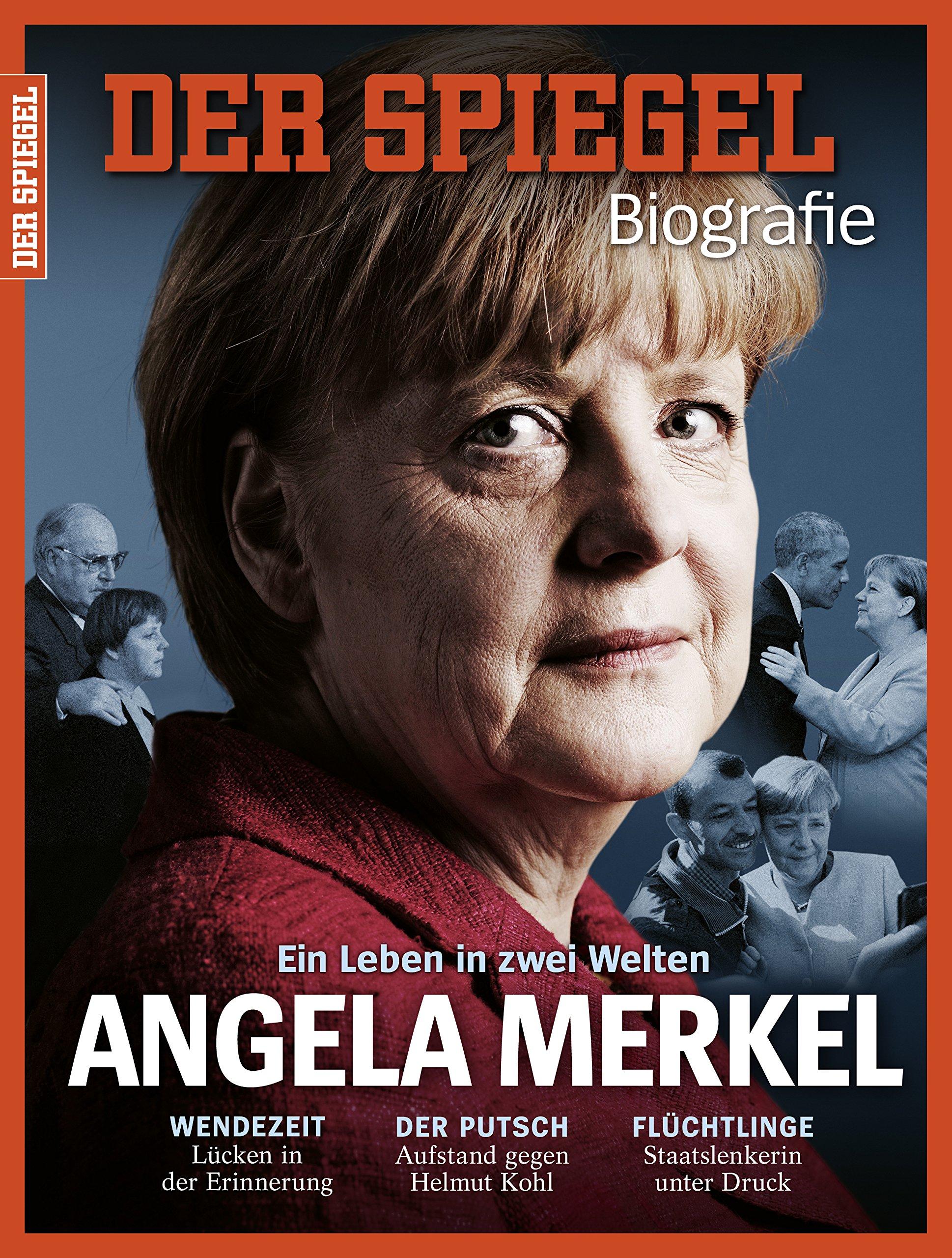 SPIEGEL Biografie 2 2017 Angela Merkel Amazon Redaktion DER
