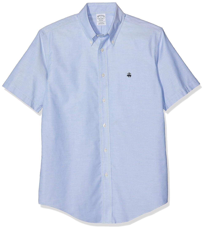 Brooks Brothers Camicia Regent Manica Corta Camiseta deporte ...