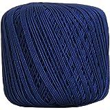 Crochet Thread - SIZE 3 - Color 41 - BLUE - 2 Sizes - 27 Colors Available