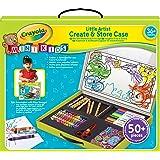 Crayola Mini Kids 81-8114-E-000 - Maletín de pintura infantil