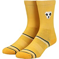 Animal Crossing K.K. Slider Athletic Crew Socks