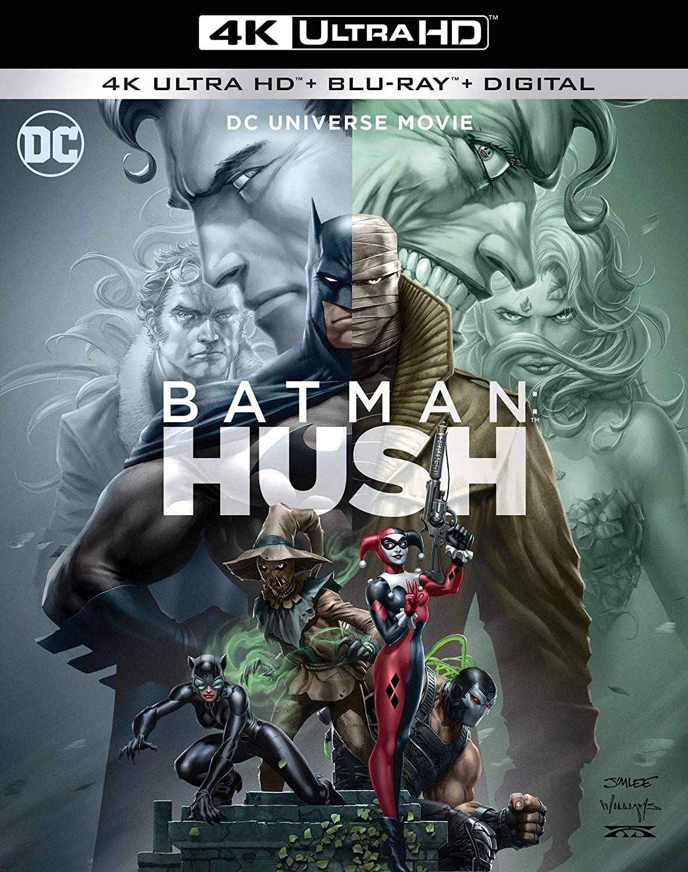 Batman: Hush [USA] [Blu-ray]: Amazon.es: Peyton List ...