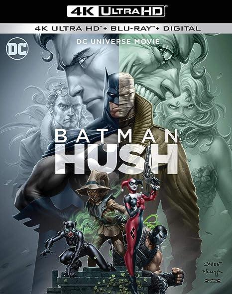 Amazon.com: Batman: Hush (4K Ultra HD/Digital/Blu-ray ...
