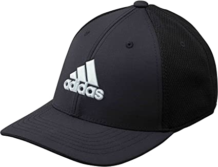 31b6ce9bc79 Amazon.com   adidas Golf 2018 Mens Climacool Stretch Fit Tour Golf ...