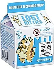 Brinquedo Caixa Surpresa Lost Kitties Hasbro