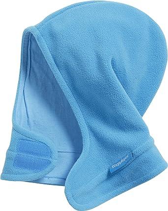 maximo Jungen Mütze blau Gr 47 Jeans mit Schild Klettverschluss Kleinkind Kappe