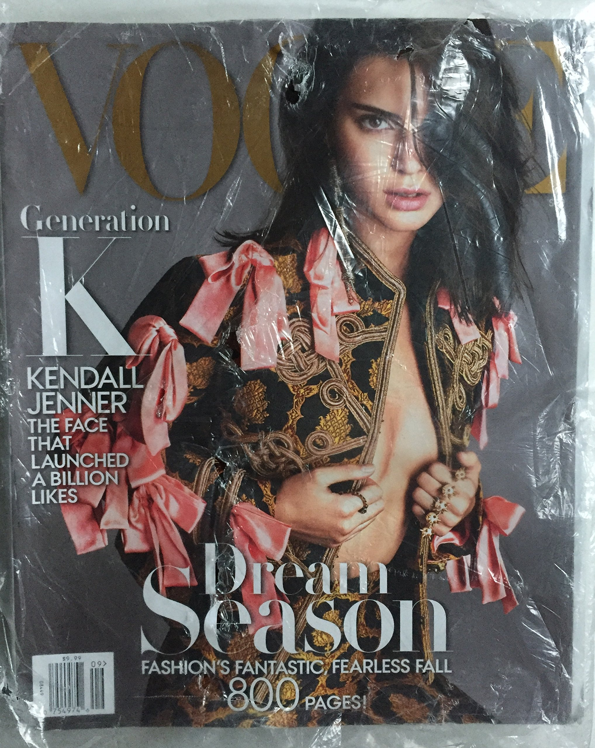 Vogue September 2016 Issue Conde product image