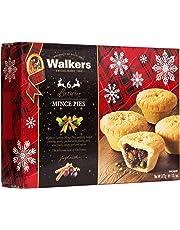 Walkers Luxury Mincemeat Tarts, 372 Gram (Pack of 3)