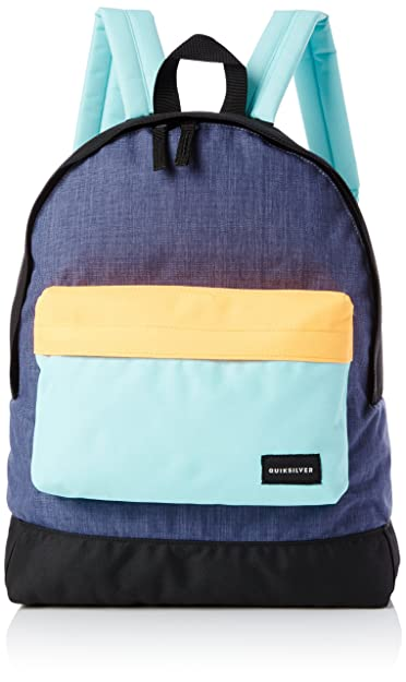 Quiksilver Everyday Edition EQYBP03274-BFK0 - Mochila tipo casual, 16.00 L, color azul: Amazon.es: Zapatos y complementos