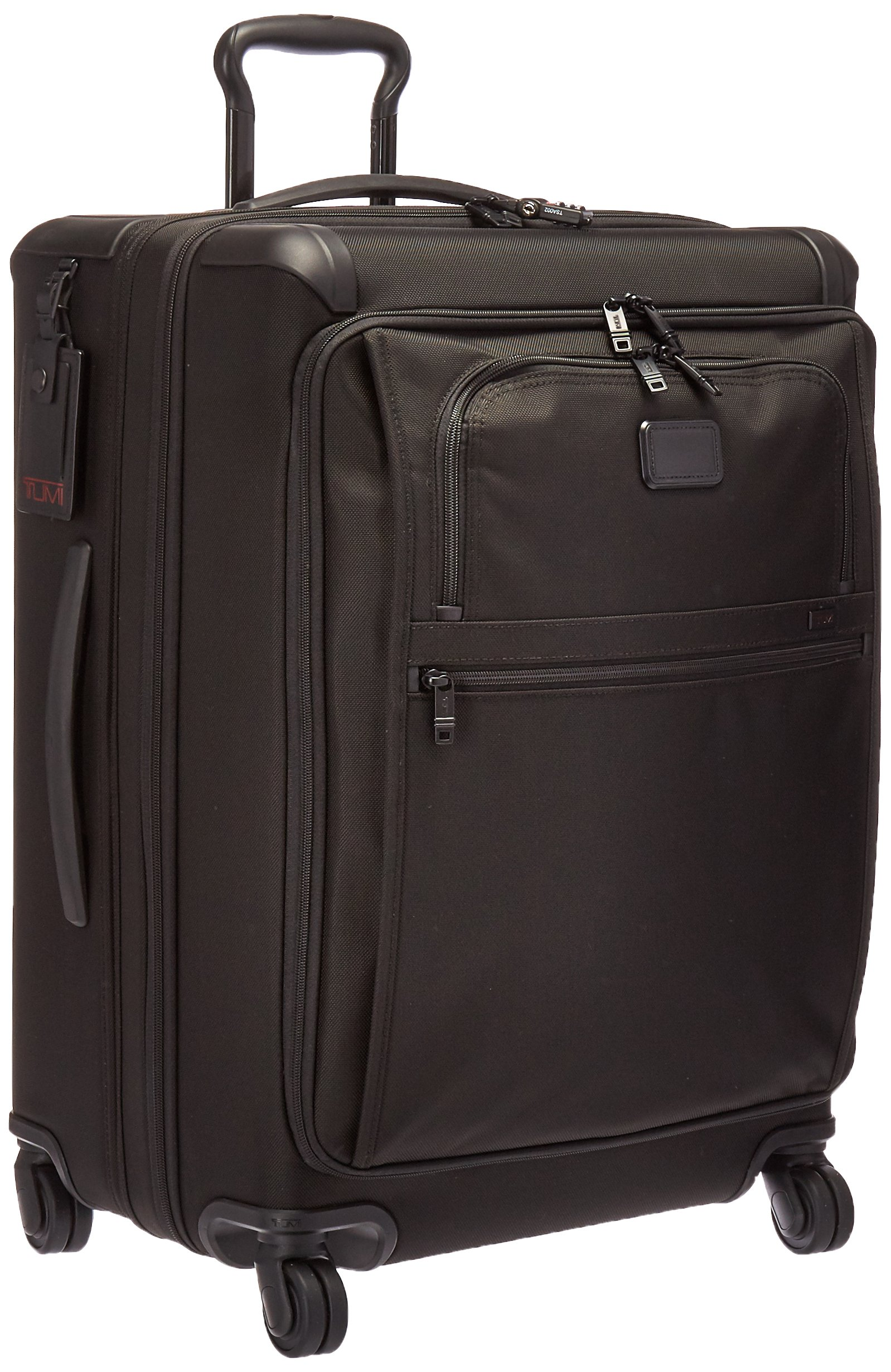 Tumi Alpha Front Lid Short Trip Packing Case, Black by Tumi