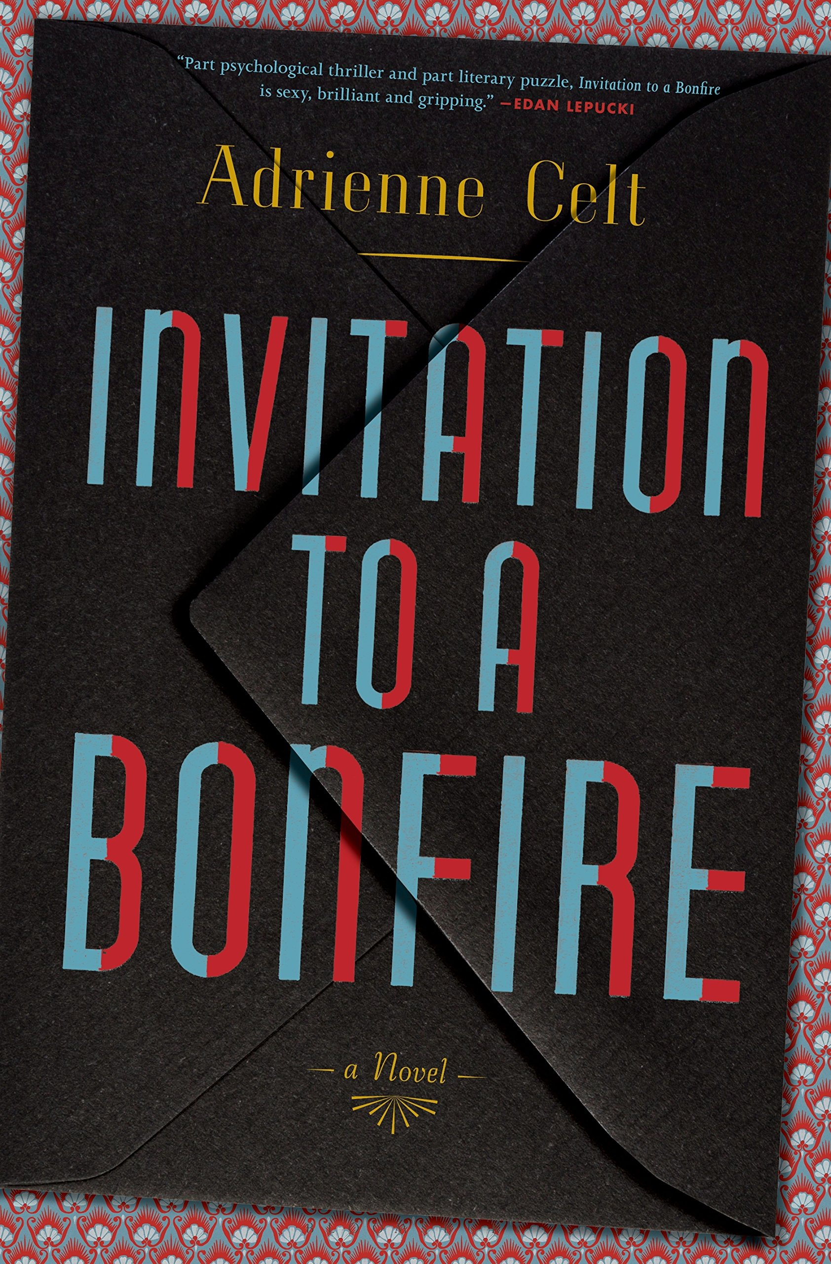 Amazon Com Invitation To A Bonfire 9781635571523 Adrienne Celt