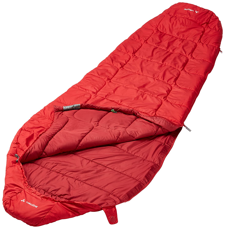 VAUDE Saco de Dormir Momia para Acampada: Amazon.es: Deportes y aire libre
