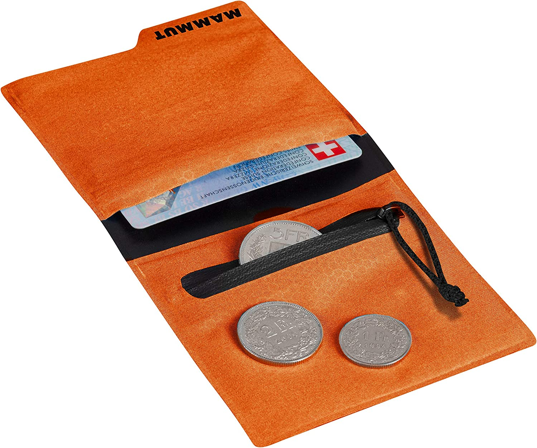 Mammut Smart Wallet Light Portefeuille Passeport 10 Centimeters Blanc White