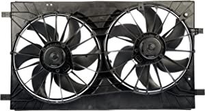 Dorman 621-029 Chrysler/Dodge/Jeep Dual Fan Assembly