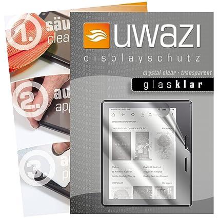 Amazon Kindle Oasis eReader (2017) 7 pulgadas Protector de ...
