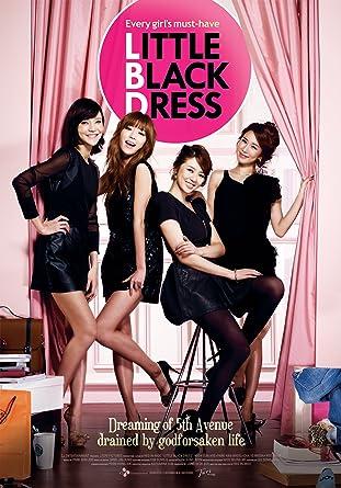 Amazon Little Black Dress Korean Movie Dvd Ntsc All Region