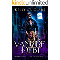 Vampire Debt: Supernatural Battle (Vampire Towers Book 2) book cover