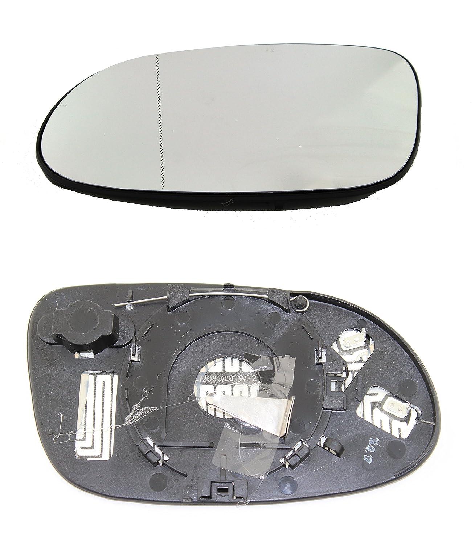 TarosTrade 57-0134-L-46656 Spiegelglas Heizbar Links DoctorAuto LTD
