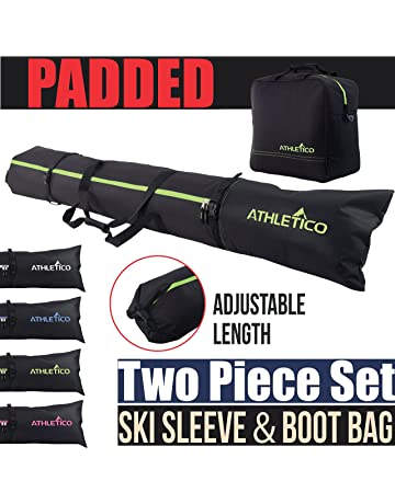 14417df4ac Athletico Padded Two-Piece Ski and Boot Bag Combo
