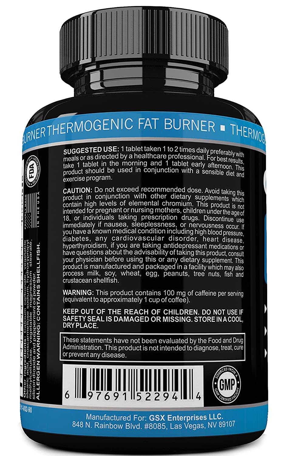 Fat loss and muscle gain tablets image 4