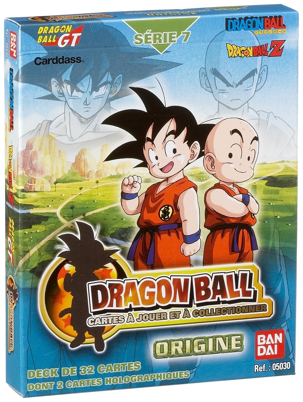 Bandai Dragon Ball Z - Cartas para jugar: Amazon.es ...