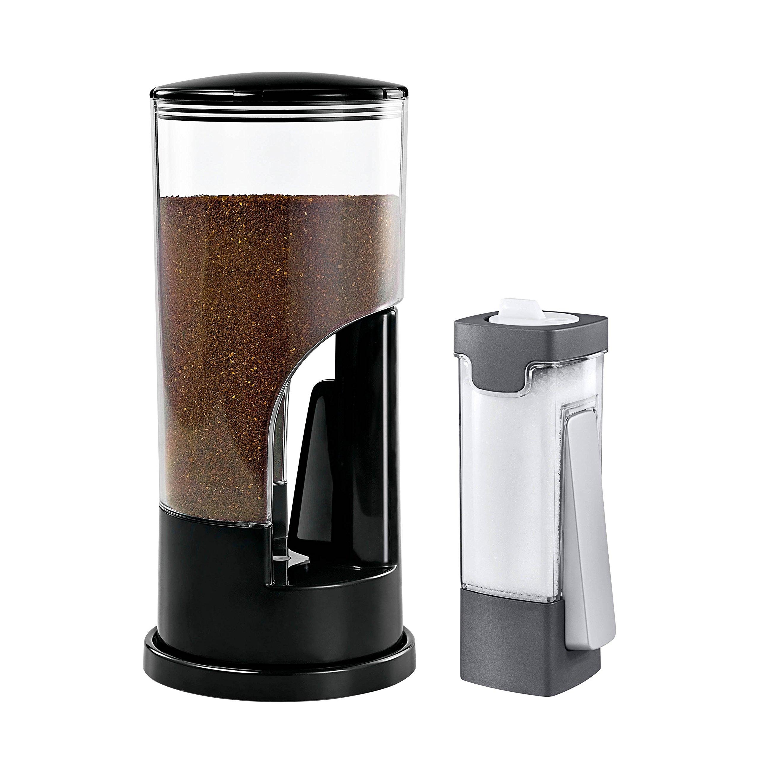 Honey-Can-Do KCHX06080 Coffee Dispenser & Sugar Dispenser Set by Honey-Can-Do