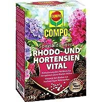 COMPO Rhodo- und Hortensien Vital, Spezialdünger zur Reduzierung des pH-Wertes im Boden