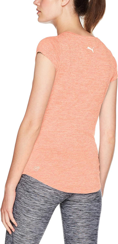 PUMA Damen Heather Cat Tee T-Shirt