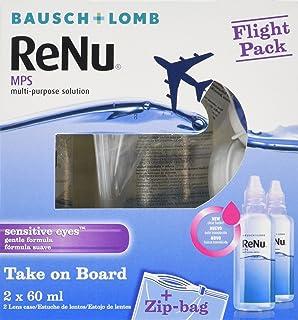 5535123ece7 Jumbo pack of 4 x 240ml Bausch   Lomb ReNu MPS Multi-Purpose Contact ...