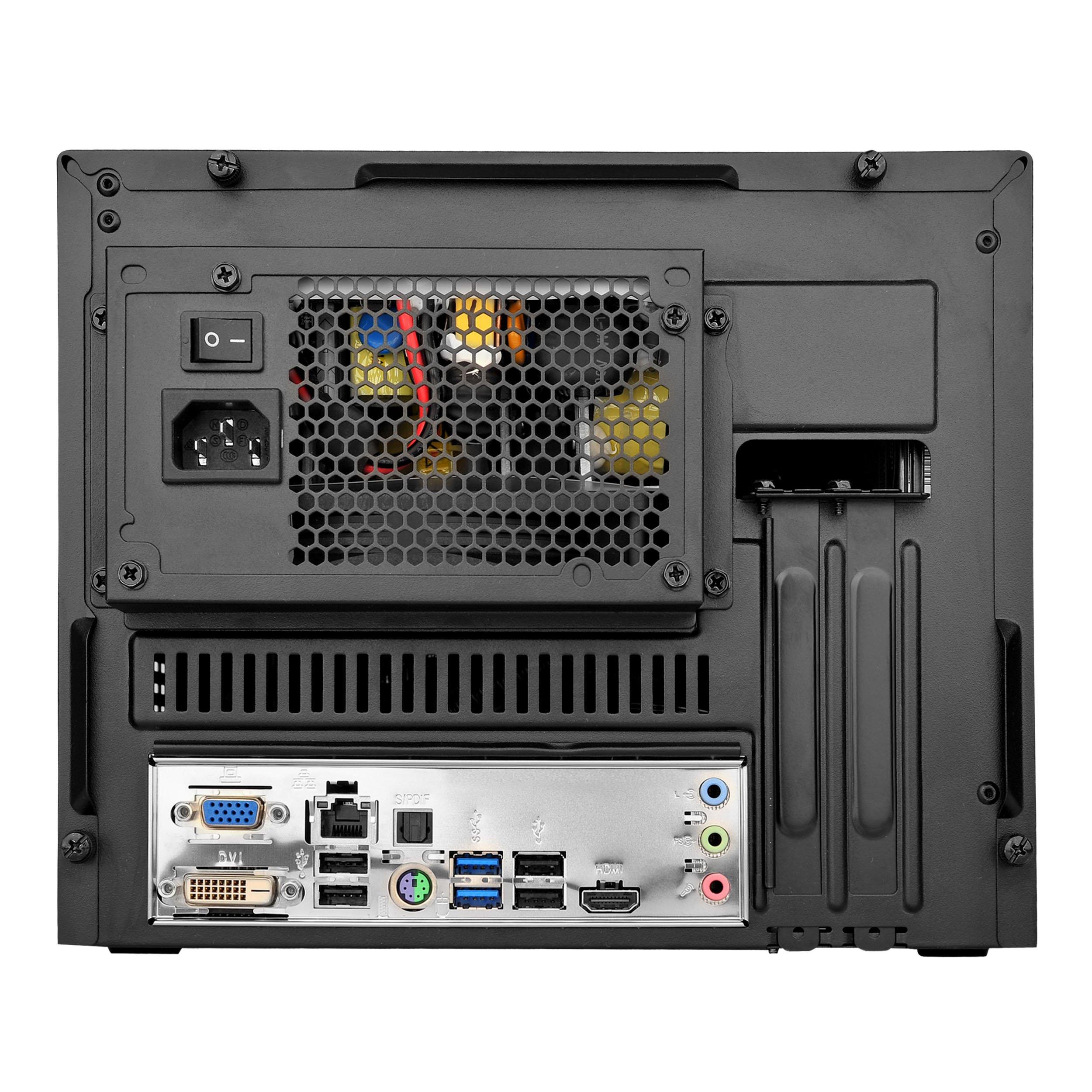 Cooler Master Elite 110 Mini-ITX Computer Case (RC-110-KKN2) by Cooler Master (Image #21)