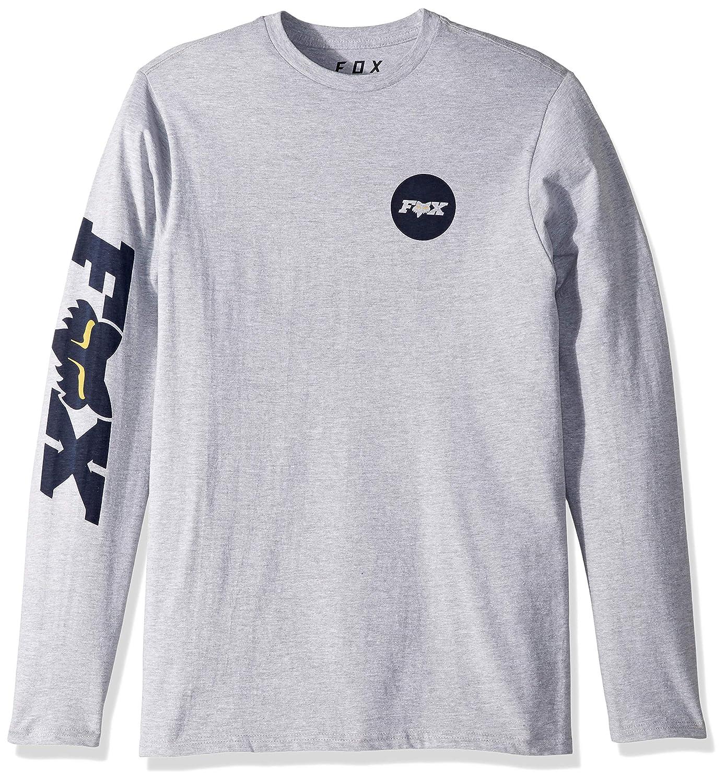 Fox Mens Void Long Sleeve Basic T-Shirt