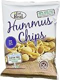 Eat Real Hummus Chips Sea Salt, 45 g