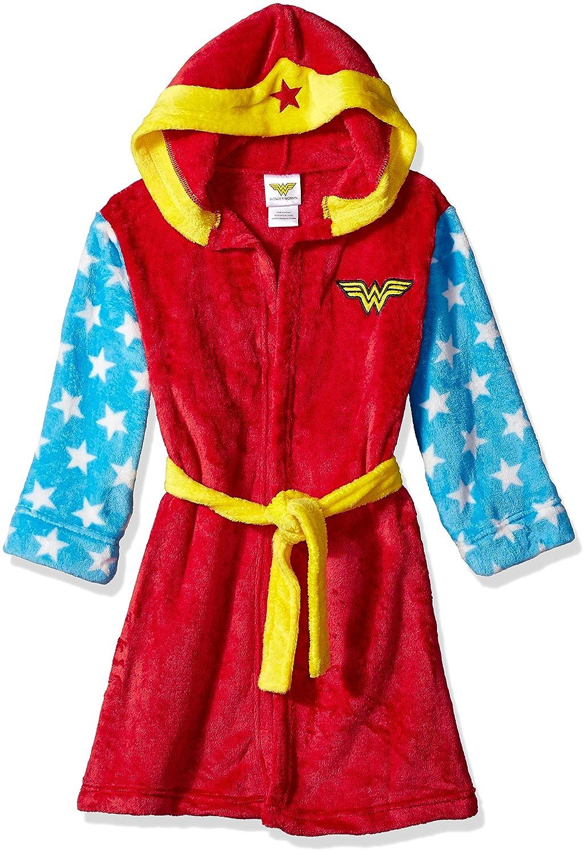 Wonder Woman Girls Big Girls Ww Hooded Robe K183764WW
