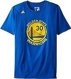 adidas NBA mens U SERIES ROAD N&N TEE #30 STEPHEN CURRY