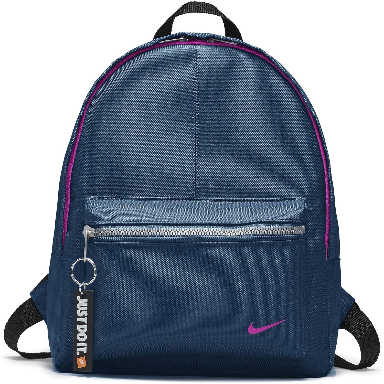 Nike Kids Classic Backpack, Color Blue Force/Black/Hyper Magenta, Talla MISC: Amazon.es: Deportes y aire libre