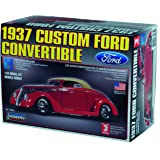 Lindberg 1:24 Scale 1937 ford Custom Convertible