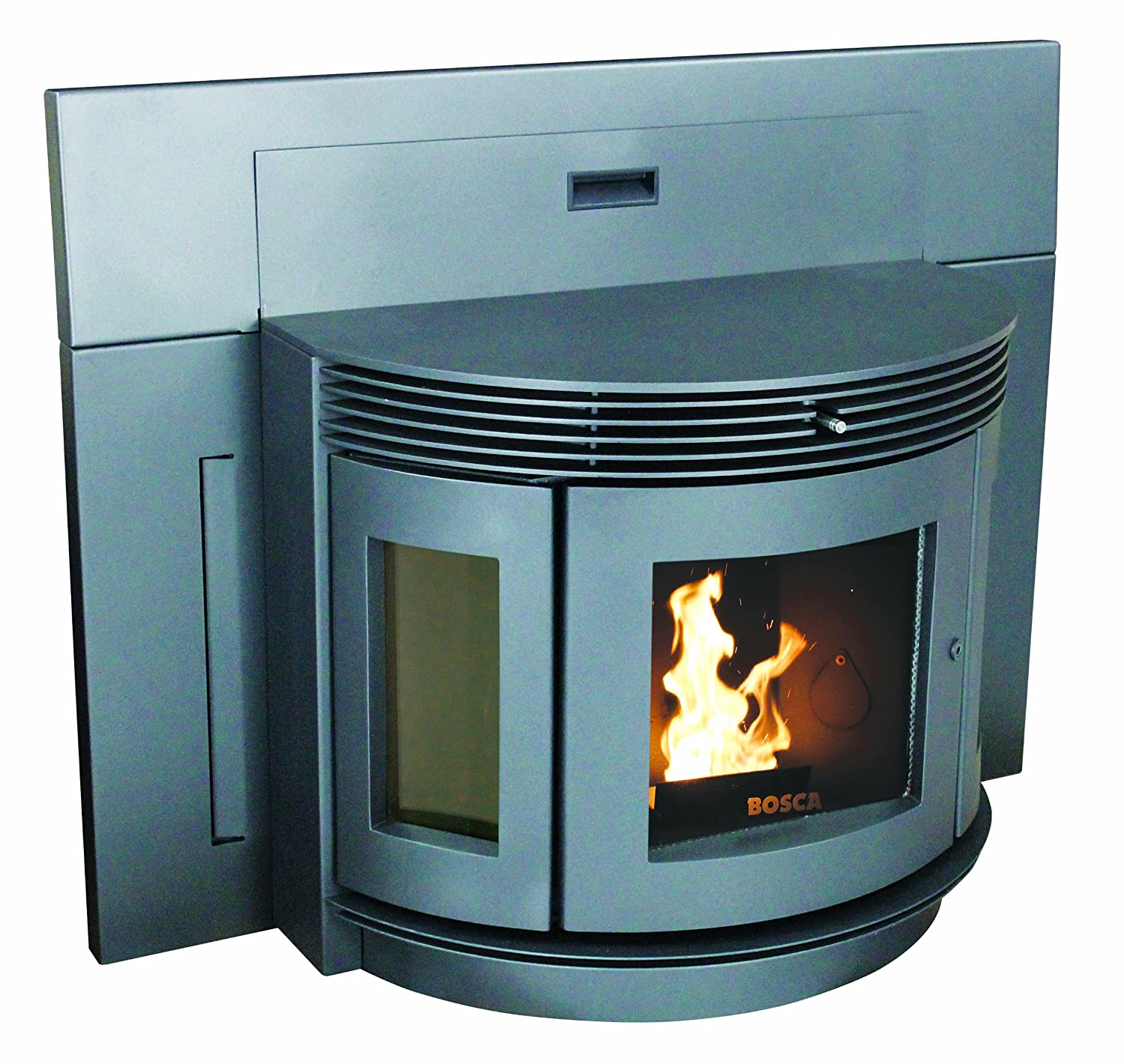 amazon com bosca bcps700i soul 700 pellet stove home u0026 kitchen