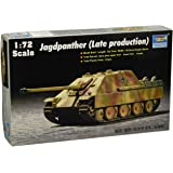 Trumpeter 1/72 Jagdpanther Late Tank