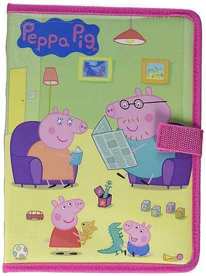 Amazon Com Cra Z Art Peppa Pig Aqua Magic Mat Playset Toys