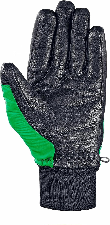 Ziener XINDU PR 13//14 PRIMALOFT Skihandschuhe Ski Gloves mit Leder 131411
