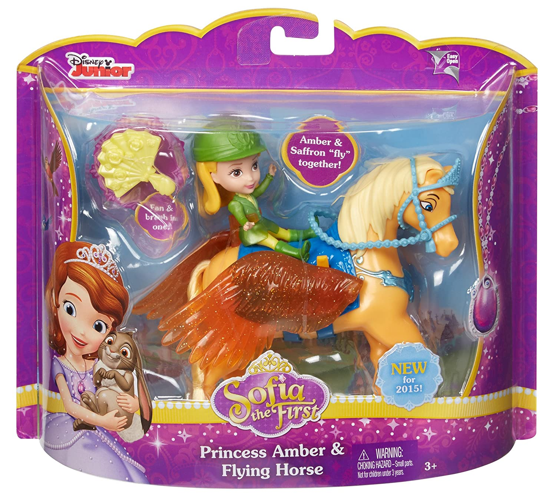 Cavallo Saffron Mattel Amber