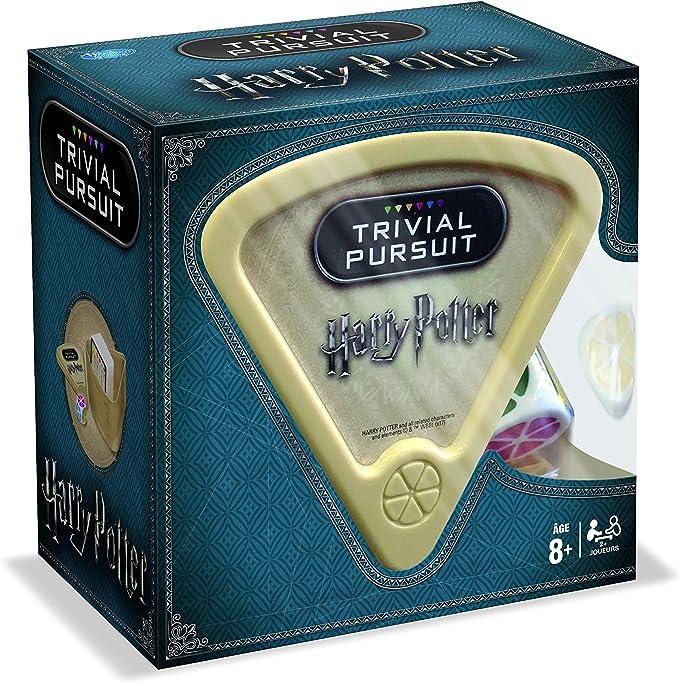 Winning Moves Trivial Pursuit Harry Potter - Juego de Mesa, Idioma ...