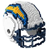 Los Angeles Chargers NFL 3D BRXLZ Construction