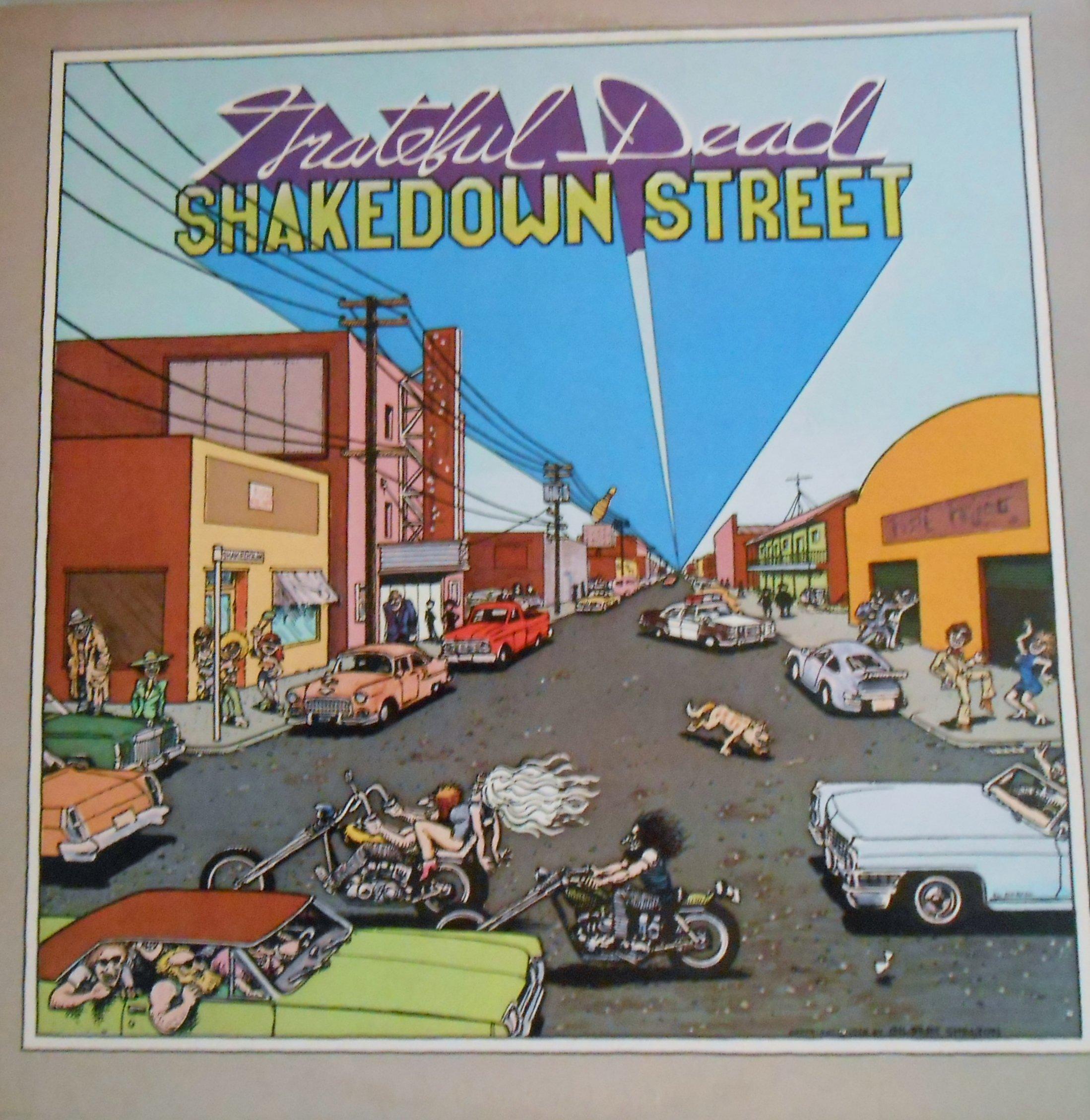 Shakedown Street by Arista